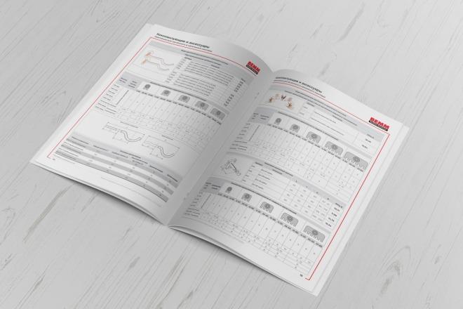 Разработка полиграфического издания 54 - kwork.ru