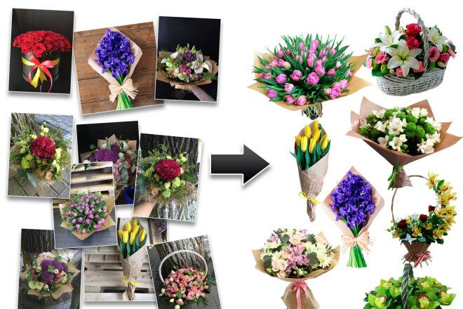 Удалю фон с изображений, заменю фон по надобности + цветокоррекция 3 - kwork.ru