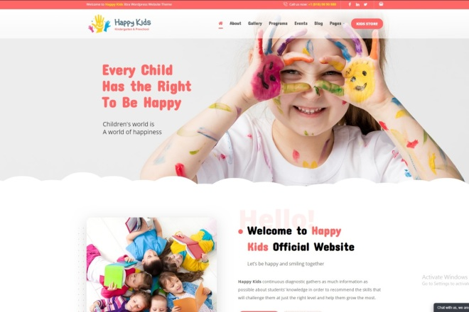 Продаю готовые онлайн магазины с премиум шаблонами на WordPress 5 - kwork.ru
