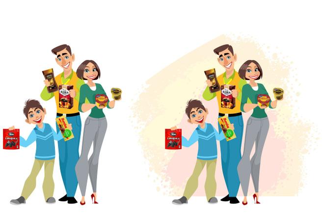 Иллюстрации, рисунки, комиксы 55 - kwork.ru