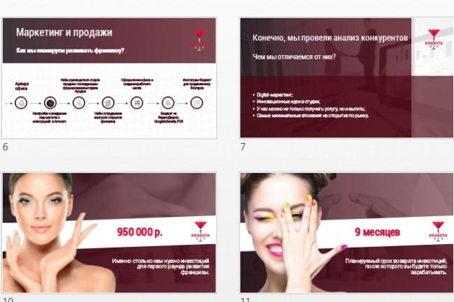 Исправлю дизайн презентации 56 - kwork.ru