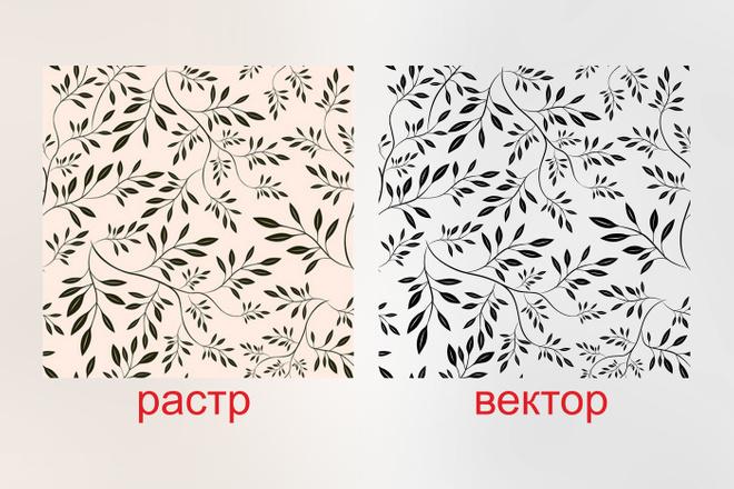 Отрисовка в векторе, формат Coreldraw, по рисунку, фото, сканированию 46 - kwork.ru