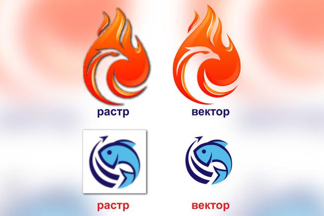 Отрисовка в векторе, формат Coreldraw, по рисунку, фото, сканированию 34 - kwork.ru