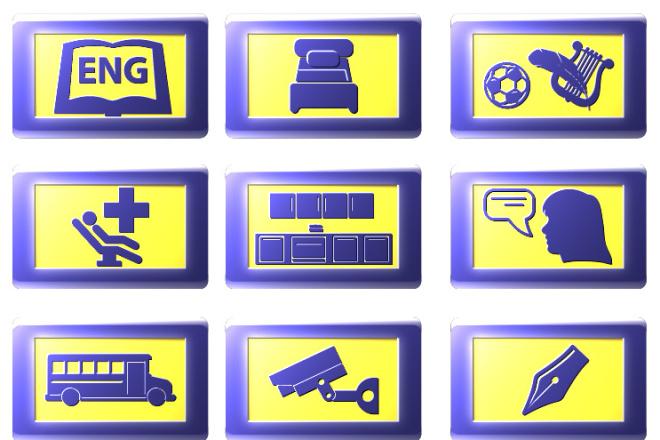 Нарисую 6 иконок в любом стиле 17 - kwork.ru
