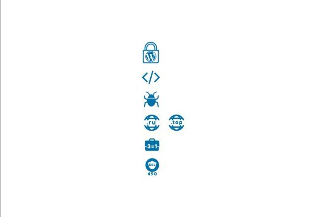 Создам 5 иконок в любом стиле, для лендинга, сайта или приложения 23 - kwork.ru