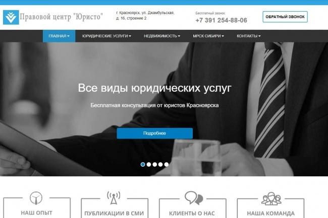 Копия Landing Page, установка практически любого шаблона 2 - kwork.ru