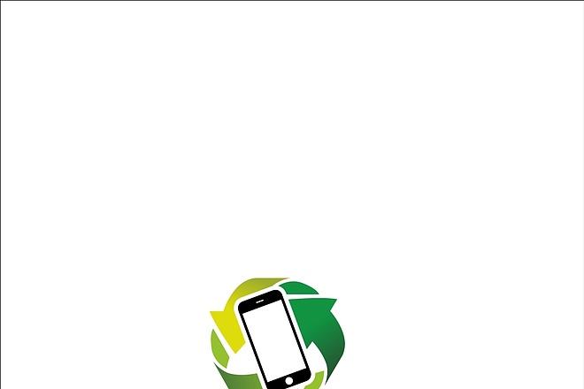 Логотип 145 - kwork.ru