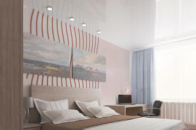 Дизайн интерьера 18 - kwork.ru