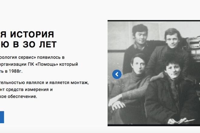 Создам сайт под ключ на WordPress 17 - kwork.ru