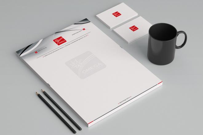 Создам фирменный стиль бланка 6 - kwork.ru