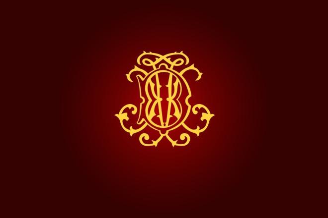 Отрисовка растрового логотипа в вектор 7 - kwork.ru