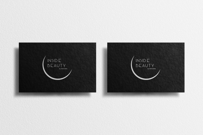 Логотип с нуля, 3 варианта + визитки в подарок 39 - kwork.ru