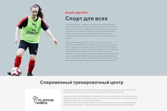 Создание сайта на WordPress 24 - kwork.ru