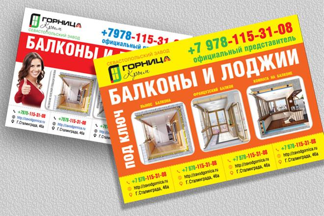 Разработаю дизайн рекламного постера, афиши, плаката 62 - kwork.ru