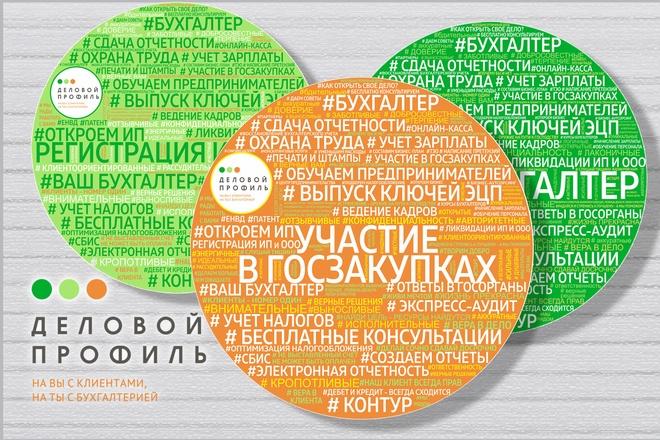 Разработаю дизайн рекламного постера, афиши, плаката 52 - kwork.ru