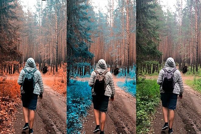 Обработка фотографий в программе Adobe Photoshop оптом 1 - kwork.ru