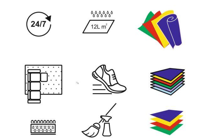 Нарисую 7 иконок в векторе 1 - kwork.ru