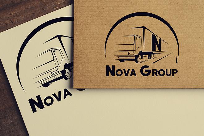 Презентабельный логотип с нуля 8 - kwork.ru