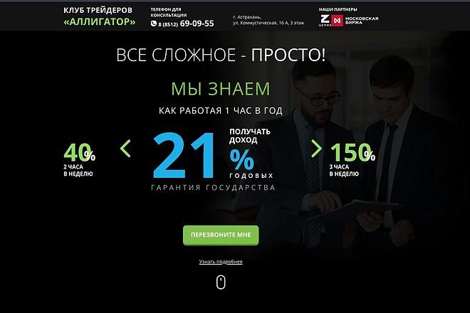 Вёрстка сайтов по доступной цене 180 - kwork.ru
