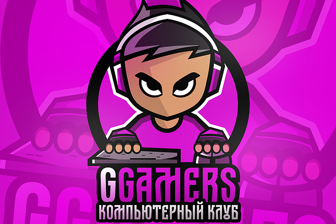 Создам логотип в Mascot стиле 2 - kwork.ru