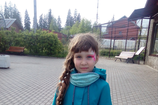 Детские рисунки 5 - kwork.ru