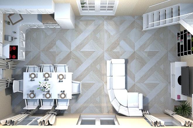 3d визуализация квартир и домов 25 - kwork.ru