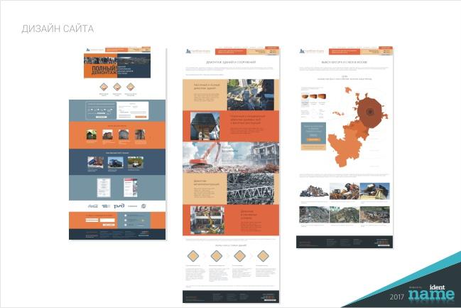 8 разделов лендинга - готовый сайт на Tilda. Быстрый запуск от 1 дня 14 - kwork.ru