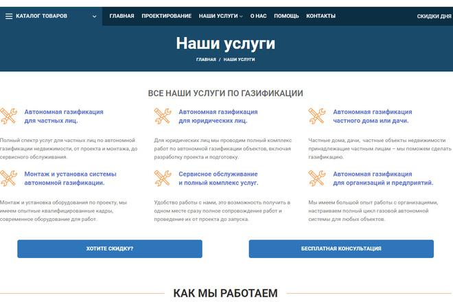 Профессиональный интернет-магазин под ключ премиум уровня 23 - kwork.ru