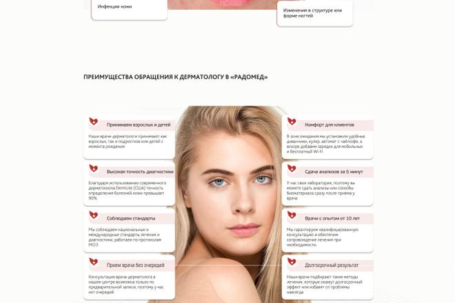 Сайт под ключ. Landing Page. Backend 32 - kwork.ru