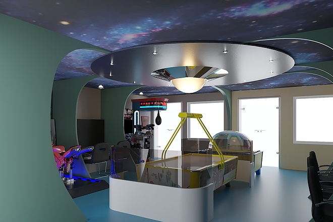 Сделаю 3D визуализацию интерьера 27 - kwork.ru