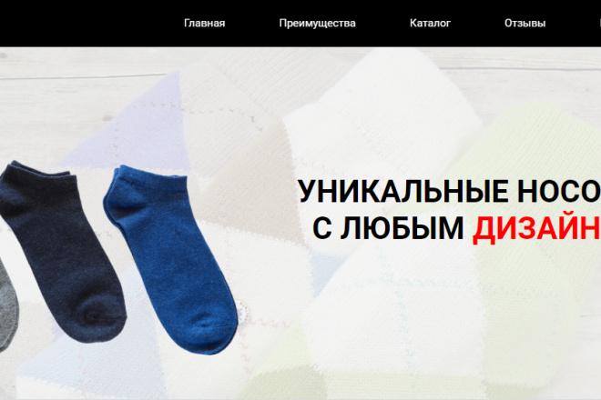 Создам лендинг на вордпресс быстро 1 - kwork.ru
