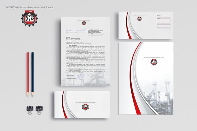 Создание фирменного стиля 2 - kwork.ru