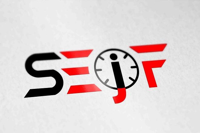 Эффектный логотип 104 - kwork.ru