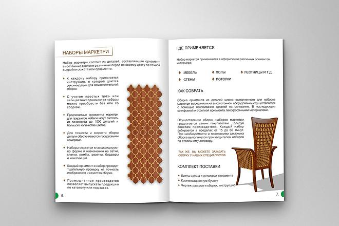 Разработаю Маркетинг Кит, для личных встреч и рассылки 117 - kwork.ru