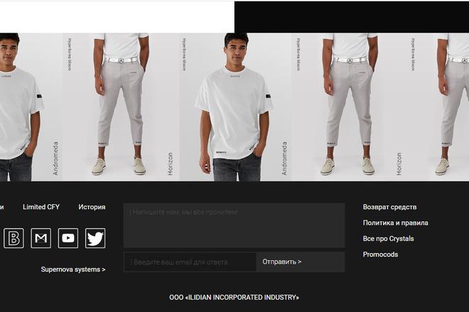 Профессионально и недорого сверстаю любой сайт из PSD макетов 30 - kwork.ru