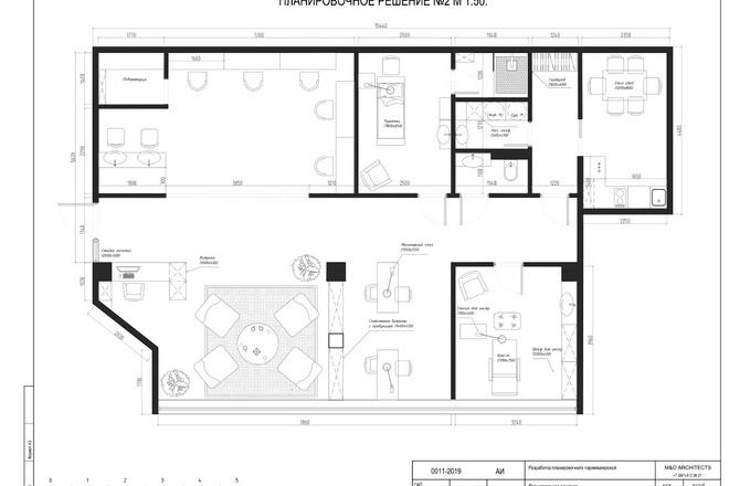 Планировочное решение вашего дома, квартиры, или офиса 38 - kwork.ru