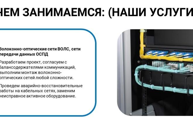 Красиво, стильно и оригинально оформлю презентацию 3 - kwork.ru