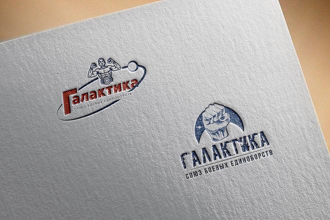 Создам 2 варианта логотипа + исходник 97 - kwork.ru