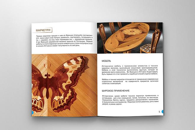Разработаю Маркетинг Кит, для личных встреч и рассылки 116 - kwork.ru