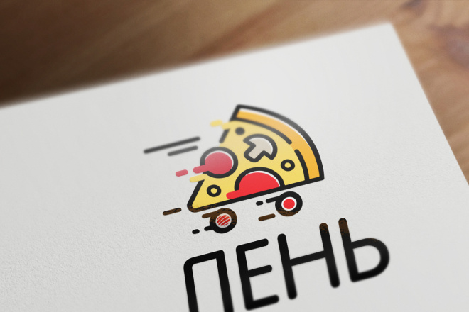 Сделаю логотип в трех вариантах 44 - kwork.ru