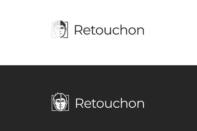 Разработка логотипа для сайта и бизнеса. Минимализм 66 - kwork.ru