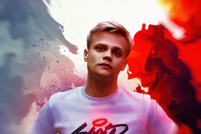 Качественный Digital Art Портрет 2 - kwork.ru