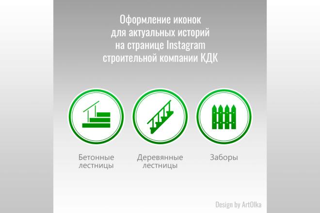 Дизайн для Инстаграм 5 - kwork.ru