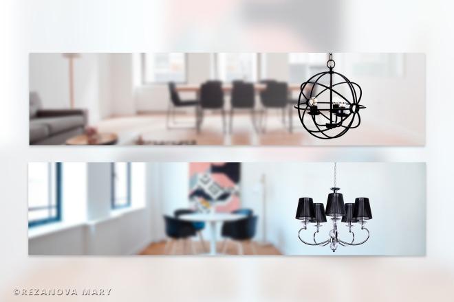 2 красивых баннера для сайта или соц. сетей 23 - kwork.ru