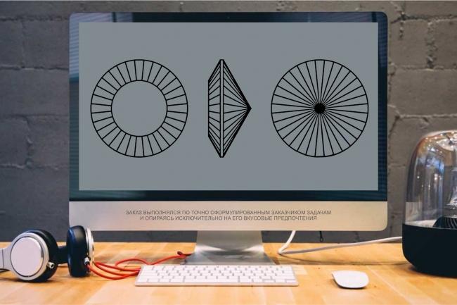 Сделаю Инфографику по вашему рисунку 13 - kwork.ru