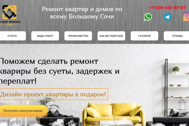 Вёрстка сайтов по доступной цене 24 - kwork.ru