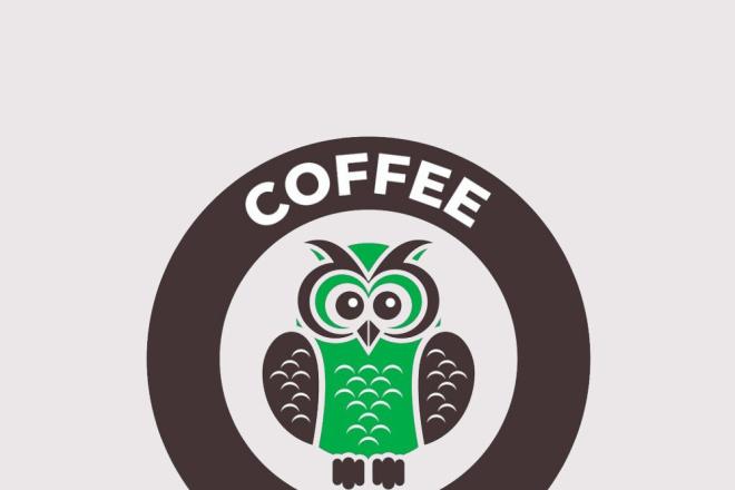 Создам стильный логотип 3 - kwork.ru