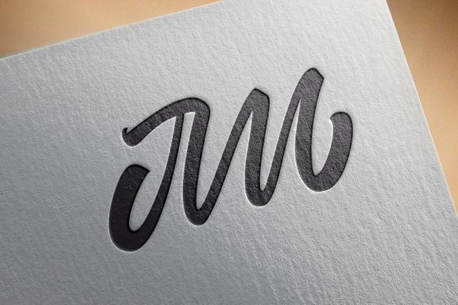 Логотип в стиле леттеринг 40 - kwork.ru