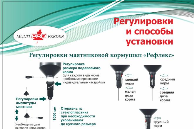 Листовка, флаер качественно и быстро 1 - kwork.ru