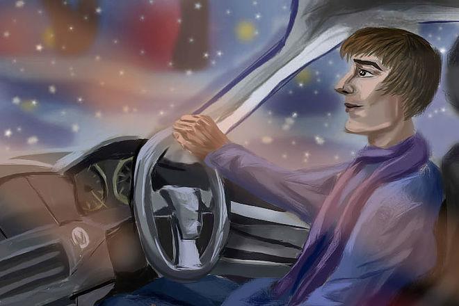 Нарисую иллюстрацию 21 - kwork.ru